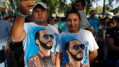 La campaña presidencial en El Salvador entra en la recta final sin ahondar en el problema de las pandillas