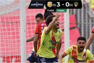 Morelia no tuvo piedad de Tlaxcala y avanzó a Semifinales