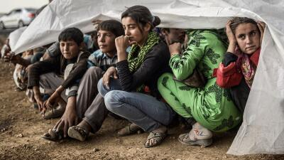 """La """"tercera traición"""" a los kurdos: la historia detrás de un aliado de EEUU abandonado por decisión de Trump (fotos)"""