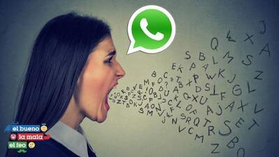 El peligro de los grupos en 'WhatsApp'