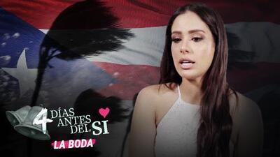 4 Días Antes del Sí: Aleyda y Puerto Rico se levantan ante la tragedia | Capítulo 2