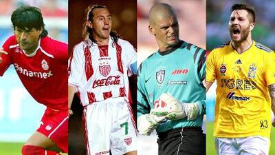Debate: ¿entra Gignac al top 5 de mejores extranjeros en México?