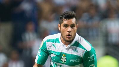 """Javier """"Chuletita"""" Orozco cerca de regresar a las canchas con Santos"""