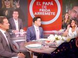 """""""Es la historia de nunca acabar"""": la reacción de los conductores a las denuncias de 'La Guzmán' y el papá de Frida"""