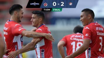 San Luis aprovecha facilidades de Tijuana y logra su primer triunfo
