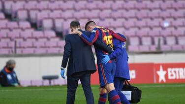 Clément Lenglet se perderá apenas dos juegos con el Barcelona