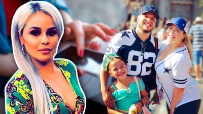Así respondió la ex de Lorenzo Méndez a Chiquis Rivera cuando la vio junto a su hija