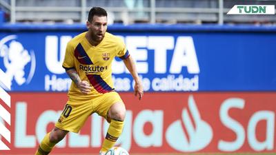 Lionel Messi elegido el mejor jugador del Siglo XXI