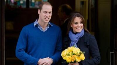 El bebé de la duquesa Catalina y el príncipe Guillermo nacerá en julio