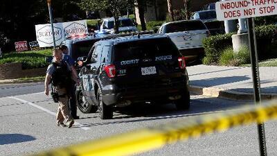 Identifican extraoficialmente al presunto autor del tiroteo en un diario de Maryland