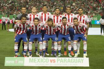 Los rostros de Paraguay en la Copa América Centenario