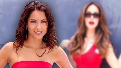 Camila Sodi presume su look como 'Rubí' y las comparaciones con Bárbara Mori no faltaron