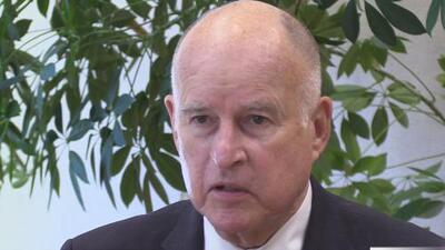 Jerry Brown destacó el resultado de los demócratas en las elecciones