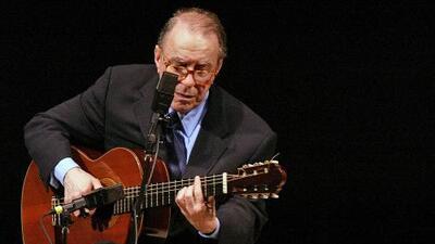 A los 88 años, muere Joao Gilberto, padre de la 'Bossa Nova'