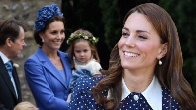 Kate Middleton vivirá un momento especial con Charlotte que no pudo disfrutar con George por un problema de salud