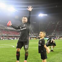 Luciano Acosta se despide de D.C. United con emocional mensaje