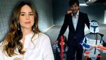 Camila Sodi estará sola en San Valentín: su ex Diego Luna estará a cargo de los niños