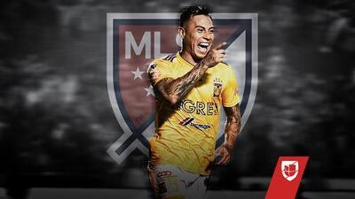 Tigres deshoja la margarita tras millonaria oferta de equipo de la MLS por Eduardo Vargas