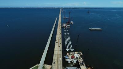 47,000 puentes en Estados Unidos tienen deficiencias en sus estructuras, ¿transitas diariamente por uno de ellos? (Fotos)