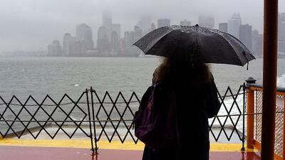 Cielos parcialmente nublados y algunas tormentas eléctricas, el pronóstico para este domingo en Nueva York