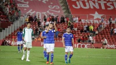 Mientras Alanís jugaba con el Tri, Real Oviedo se quedó sin Copa del Rey