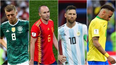 10 cosas inolvidables de la Copa del Mundo Rusia 2018