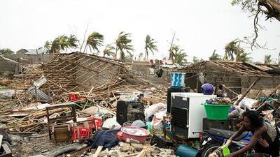"""Pueblos inundados, cuerpos flotando y """"más de 1,000 muertos"""": el poder destructor del ciclón Idai"""