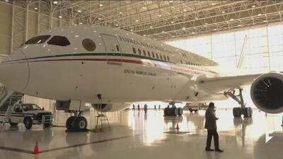 AMLO auctions government planes as part of his austerity plan for Mexico
