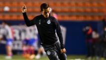 Para Ronaldo Prieto, Puebla es una 'final' más en el torneo