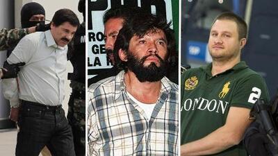 Los 'notables' compañeros de El Chapo en la cárcel