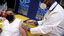 Nueva York y Nueva Jersey implementan estrategias para aumentar el porcentaje de vacunación