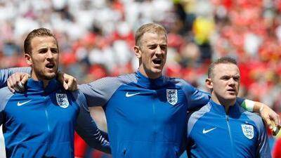 """Wayne Rooney sobre el duelo Inglaterra ante Colombia:""""Complicado, pero los muchachos lo harán bien"""""""
