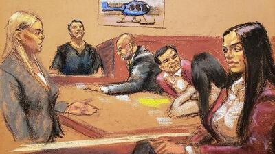 'El Licenciado' incrimina a Emma Coronel en la fuga carcelaria de 'El Chapo' de 2015