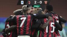 El Milan regresa a la senda de la victoria ante Torino y amarra liderato