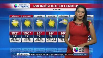 Pronóstico del tiempo – 18 de agosto