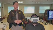 Realidad virtual: el nuevo entrenamiento para la policía en Delaware