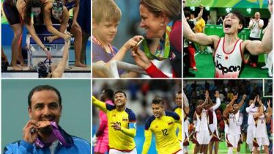 Así se vivió el quinto día de Río 2016