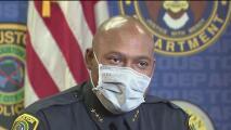 ¿Quién es Troy Finner, el nuevo jefe del Departamento de Policía de Houston?
