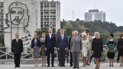 La histórica visita a Cuba del príncipe Carlos y Camila genera polémica