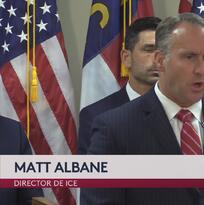 Director de ICE y Jefe de Seguridad Nacional visitan Carolina del Norte, debido a que varios alguaciles y miembros estatales se niegan a cooperar con agentes de inmigración