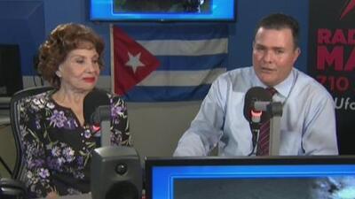 La experiencia de la locutora y periodista cubana Martha Flores, que salió de su país buscando una oportunidad