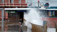 Así azotó la tormenta Karen el este de Puerto Rico