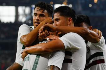 En fotos: México sobrevive a la batalla y supera por 3-2 a Ecuador