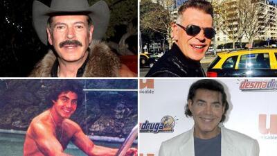 Galanes de telenovela que se han dado una 'ayudadita' con el bisturí