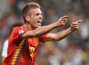 En fotos: España no tiene piedad de Francia y le pasa por encima 4-1