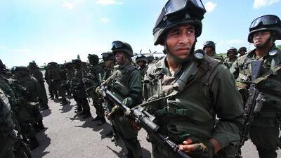 Nicolas Maduro ordenó militarizar los pasos fronterizos