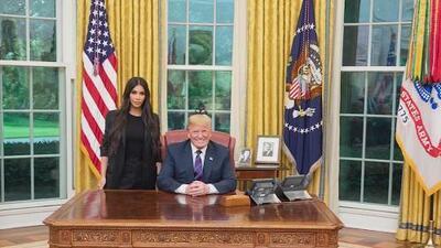 Kim Kardashian se reunió (en privado) con la mujer a la que salvó de la prisión