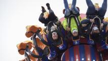 Sonrisas y mucha diversión: el icónico parque de diversiones Luna Park reabre sus puertas en Nueva York