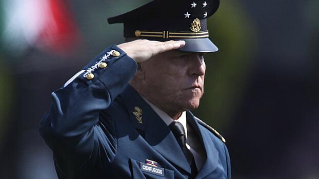 Tras exonerar a Salvador Cienfuegos, México hace público el expediente de la DEA contra el exsecretario de Defensa