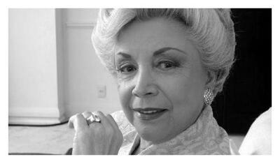 Muere en México la primera actriz Evangelina Elizondo